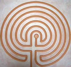 How to Draw a Labyrinth