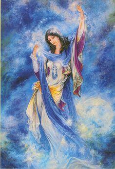 FÉMININ SACRÉ – DÉESSE DU JOUR 24 AVRIL : ASHÉRAH | Féminin sacré