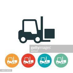Another forklift icon.