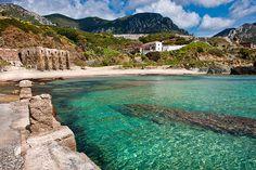 Piscine naturali a Masua Sardegna  #TuscanyAgriturismoGiratola