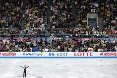 Daisuke Takahashi Photo - ISU Grand Prix of Figure Skating NHK Trophy 2012 - Day 2