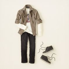 Fall 2012 boy - outfits - skater style - ready to roll | Children's Clothing | Kids Clothes | The Children's Place