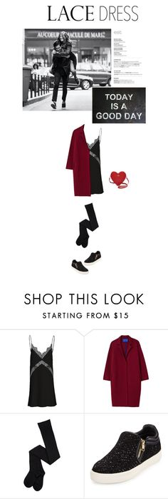 """""""We don't care, we love"""" by olesyabond on Polyvore featuring Winser London, Ash and Kate Spade"""
