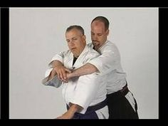 Aikido Nikyo Wrist Lock Defenses : Aikido Bear Hug Self Defense Aikido, Self Defense Moves, Best Defense, Martial Arts Training, Peace And Harmony, Kendo, Dojo, My Passion, Hug