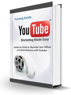 YouTube Marketing Made Easy -   Would you like to position your offline or online business for a whole new level of success while dominating the latest and most effective YouTube marketing techniques in just a few hours?