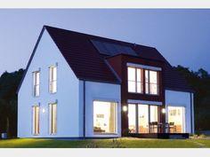 Variant 45-192 - #Einfamilienhaus von Hanse Haus GmbH & Co. KG | Haus XXL #modern #Zwerchdach