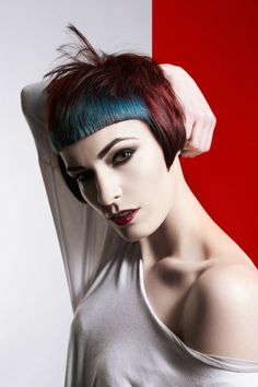 Rory Lewis Photographer Liverpool Hair & Beauty Vidal Sassoon July 2013
