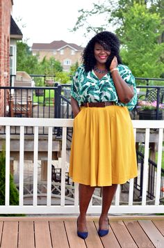 My Curves & Curls™ | A Canadian Plus Size Fashion blog: CLOSET REMIX: 3 Ways to Wear Your Cover-Up Off The Beach