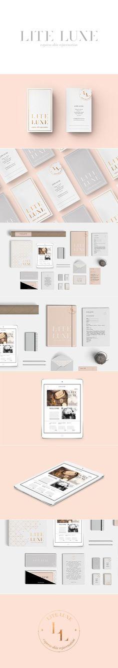 Lite Luxe - Smack Bang Designs