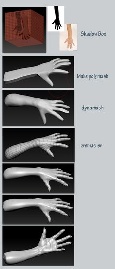 """Twisted Horror (The Ring)"""" Ghost doll """" #3d #sculpting #tutorials"""