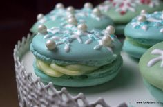 Briose si Fursecuri Archives - Page 7 of 9 - Lucky Cake Macarons, Lucky Cake, Yummy Cookies, Mozzarella, Hamburger, Snowflakes, Keto, Candy, Cooking
