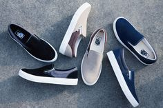 Vans Slip-On Luxury: Billy's Exclusive Pack