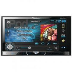Pioneer 7 Double-DIN DVD Receiver with Bluetooth AppRadio & MixTrax $450.00! #Save$100 - Check it out and see more automotive products from Carhoots http://www.carhootsstore.com/product/pioneer-7-double-din-dvd-receiver-bluetooth-appradio-mixtrax/