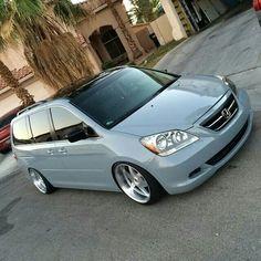 Odyssey Odyssey Van, Honda Odyssey, Honda Van, Mini Vans, Vans Bags, Vanz, Shop Truck, Rims For Cars, Cool Vans