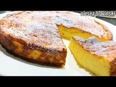 Gustul copilăriei! Cea mai cremoasă prăjitură! Se topește în gură. Rapid, delicios. Olesea Slavinski - YouTube Bolo Youtube, Cake Youtube, Melt In Your Mouth, Just Desserts, French Toast, Deserts, Breakfast, Childhood, Food