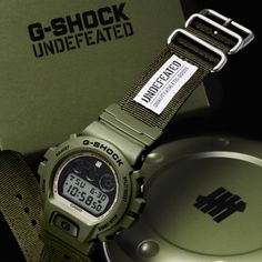 undefeated undftd x casio g shock DW6901UD 3 01 570x570 UNDFTD x Casio G Shock 30th Anniversary DW 6901UD 3 Watch   Available Now