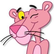 Resultado de imagen para pink panther