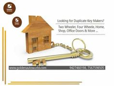 104 Best Golden Auto World Images Car Keys Locksmith