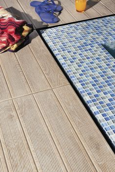 DECK ROVERE AREIA - Linha Ecodiversa | Cerâmica Portobello