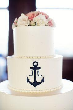 Nautical Marthas Vineyard Wedding at Edgartown Yacht Club http://www.stylemepretty.com/massachusetts-weddings/marthas-vineyard/2014/02/20/nautical-marthas-vineyard-wedding-at-edgartown-yacht-club/ #weddings #nautical