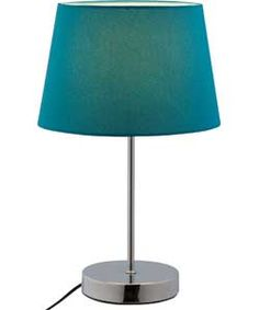 ColourMatch Stick Table Lamp - Lagoon.