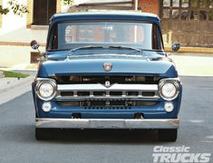 57 FORD F-100