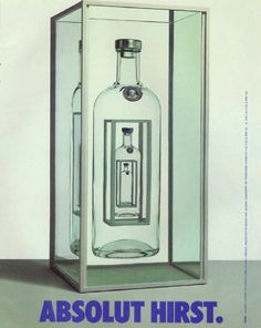 They did many, many specific artist ads. See them all at Absolut Ad. | The Best Of The Great Absolut Ads