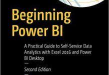 Beginning Power BI, Edition - Programmer Books Business Analyst, Data Analytics, Programming, Self, Learning, Books, Livros, Libros, Book