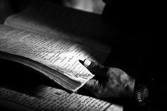 Arménie / Bible dans une église