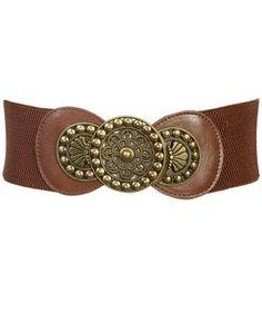 Tribal Filigree Waist Belt - Accessories