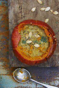 Pumpkin Recipes | Harper's Bazaar