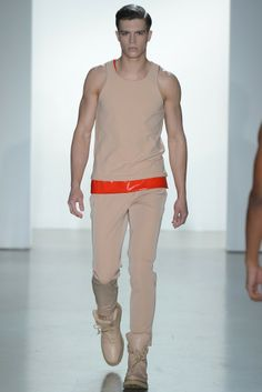 Calvin Klein Collection Men's RTW Spring 2015 -