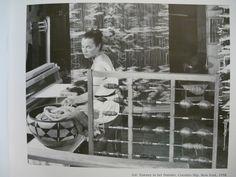 Lenore Tawney  1958