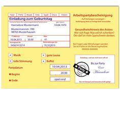 einladung zum richtfest - einladungen auf einladung, Einladung