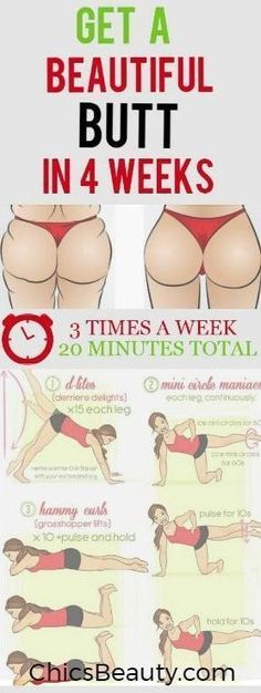 Get a Beautiful Butt in 28 Days - Learn how I made it to 100K in one months with e-commerce!