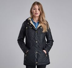 LWX0632BK7110 | Waxed Jackets | Womens | Categories | Barbour