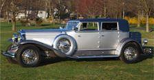 1931 Duesenberg   Model J Murphy Custom Beverly