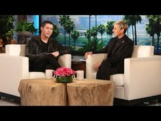 Nick Jonas Told Ellen All About His Rumoured Relationship with Kate Hudson - IPRESSTV