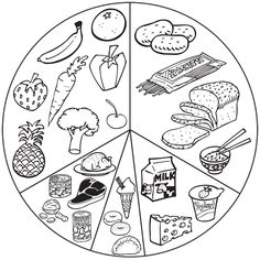 my plate coloring page - Αναζήτηση Google