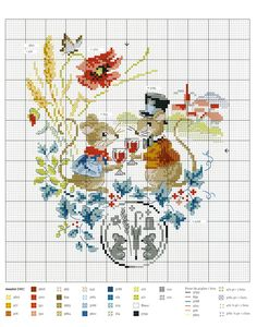 Thrilling Designing Your Own Cross Stitch Embroidery Patterns Ideas. Exhilarating Designing Your Own Cross Stitch Embroidery Patterns Ideas. Cross Stitch Fairy, Just Cross Stitch, Cross Stitch Needles, Cross Stitch Animals, Counted Cross Stitch Kits, Cross Stitch Embroidery, Embroidery Patterns, Hand Embroidery, Cross Stich Patterns Free