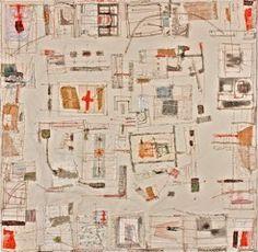 Surface Design: Alberta: Workshop with Jason Pollen. The Art of Textile Collage.