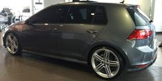 We don't normally feature new cars in our Find of the Day, but this isn't a typical new car. TDi GOLF VII