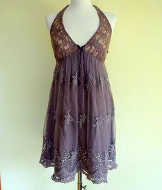 Odd Molly Summer Halter Dress 642 Size S 1 vintage pink Lace Sequin Halter Dress Summer, Odd Molly, Pink Lace, Vintage Pink, Folk, Sequins, Formal Dresses, Cotton, Closet