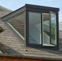 Bildresultat för attic takkupa