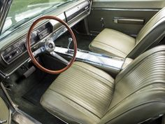 1966 Plymouth Belvedere Satellite 426 Hemi Hardtop Coupe (RP23) muscle classic interior g wallpaper background