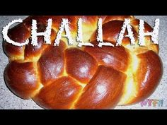 Today's What's This Food?! explores another bread - challah! Daniel Delaney shows that with a little patience, these yeast bread is super easy to make! Today...