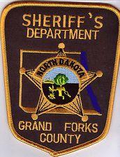 Grand Forks Sheriff North Dakota ND N.D. Police