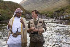 Lachsfischen im Jemen - Concorde Home Entertainment (Ewan McGregor / Amr Waked)