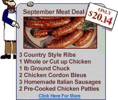 Bunzel S Old Fashioned Meat Market Milwaukee Wisconsin Sausages Spanferkel Pig Roasts
