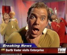 This will end the Star Wars vs Star Trek debate once and for all.